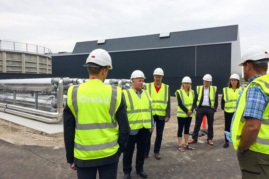 Largest biogas plant in Eastern Denmark inaugurated